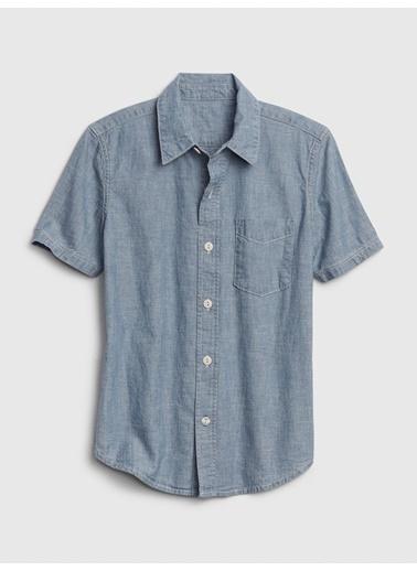 Gap Gömlek Mavi